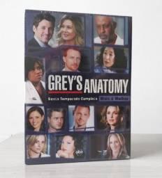 Grey's Anatomy - Box 6ª temporada completa Lacrado (Versão Nacional)
