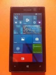 Celular Nokia 520 não pega whatsapp,pega face internet YouTube