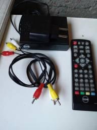 Conversor digital com antena