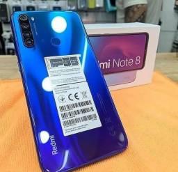 Xiaomi note 8 | Note 9 Lacrado Garantia