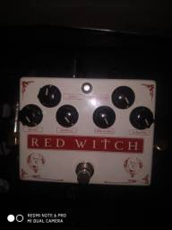 Pedal Red Witch