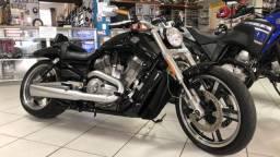 Harley-Davidson - V-Rod 1250 - 2013 - Preta
