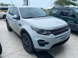 Land Discovery Sport 2019