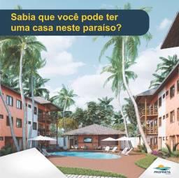 Flat em Luiz Correia em frente a Praia de Atalaia