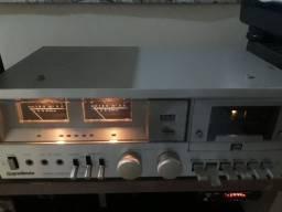 Gradiente modelo CD-3700. Tape deck V.Us