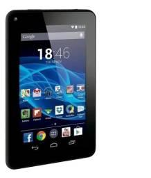 """Título do anúncio: Tablet Multilaser M7S 7"""" 8GB preto com 512MB de memória RAM"""