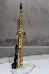 Saxofone Soprano Reto Winner Sib Usado