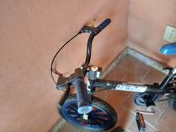 Título do anúncio: Bicicleta tec boy infantil