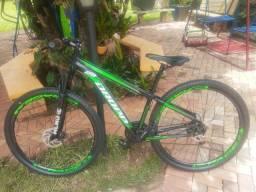 Bicicleta aro 29 alumínio