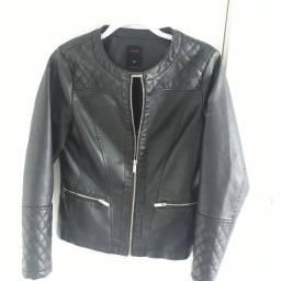 jaqueta preta 40