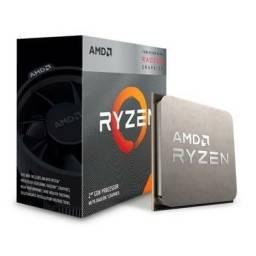 Processador AMD Ryzen 3 3200G, Cache 4MB, 3.6GHz (4GHz Max Turbo), AM4 - YD3200C5FHBOX<br><br>