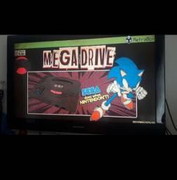 Retrobox Original 15.000 Jogos Nintendo SNES Mega Drive Sega