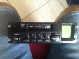 Rádio toca fitas FIC igual novo Funcionando gol saveiro parati voyage volkswagen