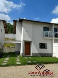 Casas 3 Quartos,Em condomínio fechado Maria Paula