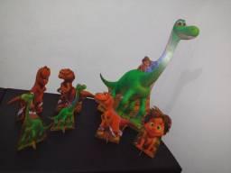 Kit de aniversário ( Bom dinossauro)