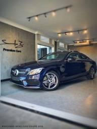 Mercedes-Benz C250 COUPÈ 2016/16 e revisões na concessionária
