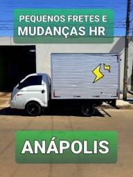 Pequenas mudanças e fretes em Anápolis