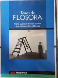 Livro de Filosofia Semi Novo
