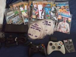 Venda de acessórios do Xbox 360° Super Slim