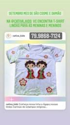 Título do anúncio: Camisa são Cosme e Damião
