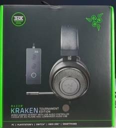 Fone de ouvido gamer Razer Kraken Tournament Edition black