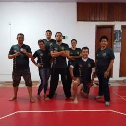 Aula de Kung fu