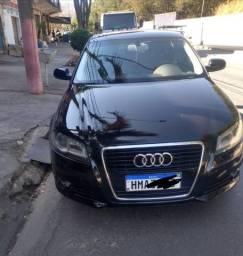 Título do anúncio: Vendo ou troco em menor valor Audi A3 2.0 Sport Black