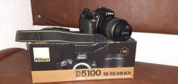 Camera Nikon D5100 18-55 VR Kit