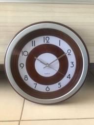 Relógio novo!