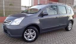 Título do anúncio: Nissan Livina S 1.8 Automático 2014 Apenas Km 58 Mil