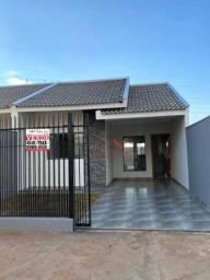 Casa com 3 dormitórios à venda, 70 m² por R$ 235.000,00 - Jardim Campo Belo - Maringá/PR