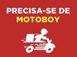 Precisa se motoboy entregador