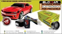Alarme Bloqueador por Controle de Presença R$ 180,00