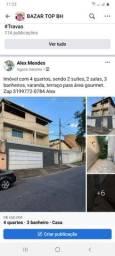 Ótima oportunidade! Casa no Santa Mônica aceita permuta de 35%.