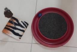 Título do anúncio: Leia tudo!!! 2 brinquedos para Gatos usado 2 meses apenas. Novos!!!
