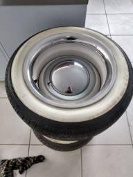 Título do anúncio: Roda aro 15  vw e roda 15 Ford