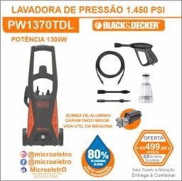 Título do anúncio: Lavadora Alta  Pressao Alca Grande 1300W