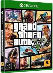 Jogo Grand Theft Auto V Xbox one novo lacrado.