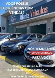 Título do anúncio: Contrata-se Vendedor de Carros Seminovos