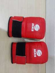 Luvas de box MKS tamanho P para Academia