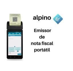 Emissor de Nota Fiscal Portátil: ALPINO
