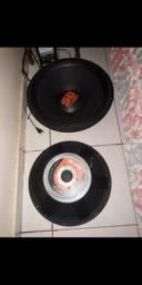 Alto Falante 18 Pol Triton 1450 Rms 4 Ohms