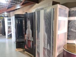 Título do anúncio: Cervejeiras grandes porta vidro e porta fechada com vidrinho 10x cartão