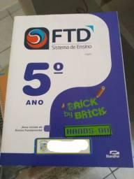 Livros 5º ano FTD