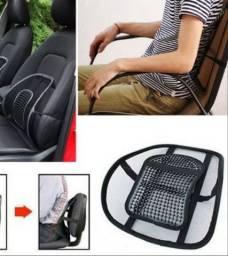 Encosto lombar cadeira