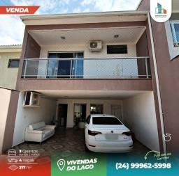 Vende-se Casa no Vivendas do Lago Jardim Belvedere - Volta Redonda