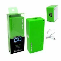 Bateria Portátil / Power Bank Multilaser (4000mah)