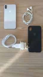 Iphone Xs MAX 64gb Impecável Semi Novo Bateria 83%
