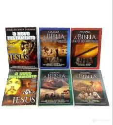 Dvds Coleção A Biblia Sagrada 06 DVDS