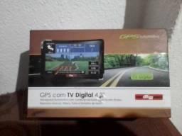 GPS quatro rodas